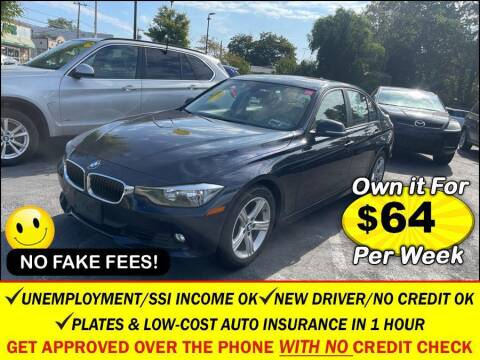 2013 BMW 3 Series for sale at AUTOFYND in Elmont NY