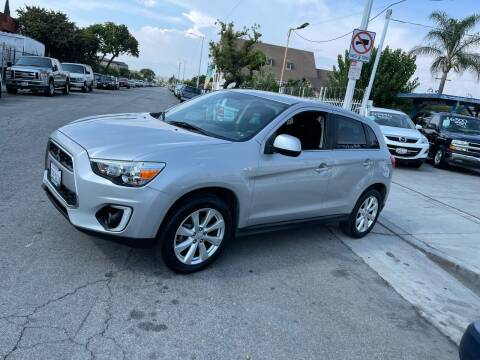 2015 Mitsubishi Outlander Sport for sale at Olympic Motors in Los Angeles CA
