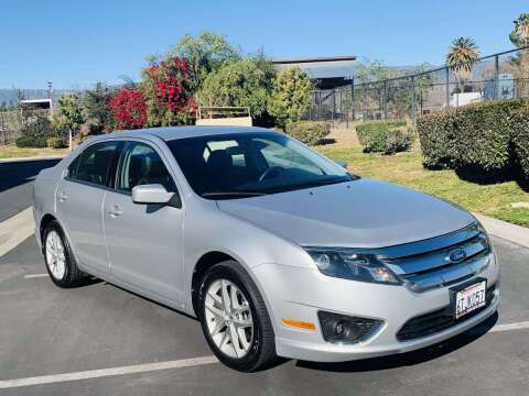 2012 Ford Fusion for sale at CARLIFORNIA AUTO WHOLESALE in San Bernardino CA