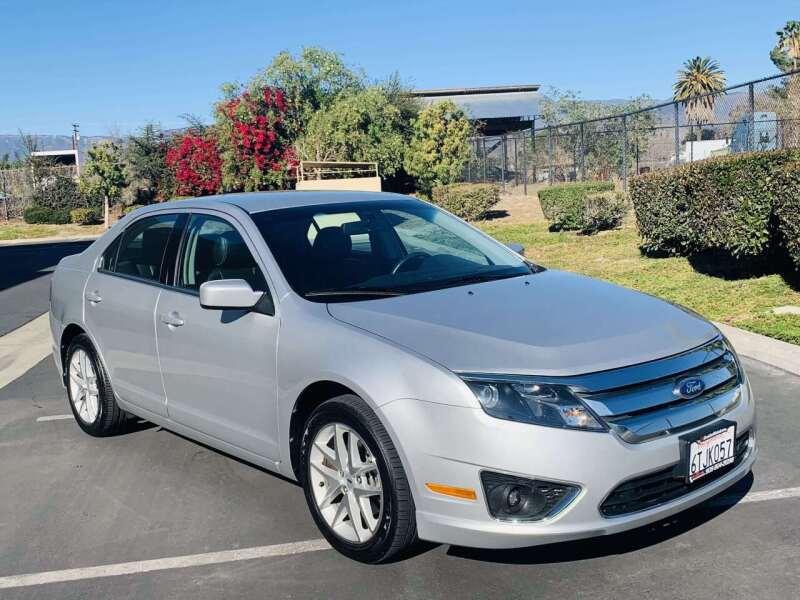 2012 Ford Fusion for sale at CARLIFORNIA AUTO WHOLESALE in San Bernardino CA