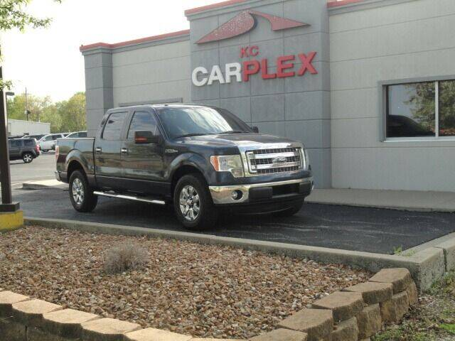2013 Ford F-150 for sale at KC Carplex in Grandview MO