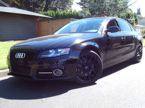 2011 Audi A4 for sale at Redline Auto Sales in Vancouver WA