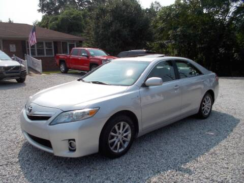2011 Toyota Camry Hybrid for sale at Carolina Auto Connection & Motorsports in Spartanburg SC
