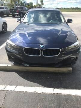 2015 BMW 3 Series for sale at PHIL SMITH AUTOMOTIVE GROUP - Okeechobee Chrysler Dodge Jeep Ram in Okeechobee FL