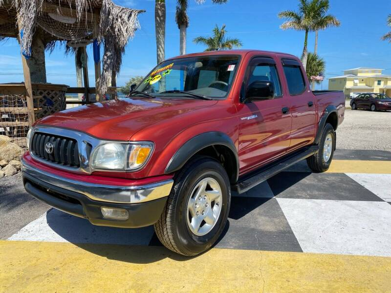 2002 Toyota Tacoma for sale at D&S Auto Sales, Inc in Melbourne FL