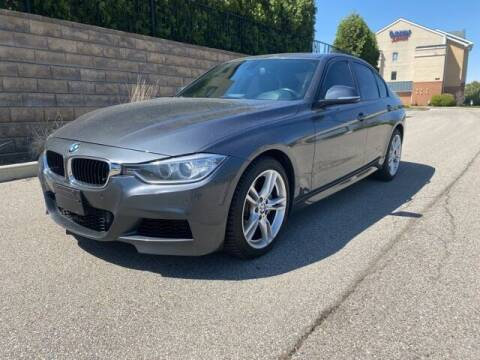 2014 BMW 3 Series for sale at World Class Motors LLC in Noblesville IN