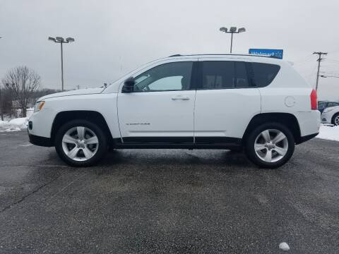 2011 Jeep Compass for sale at MnM The Next Generation in Jefferson City MO