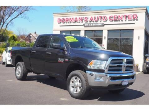 2015 RAM Ram Pickup 2500 for sale at DORMANS AUTO CENTER OF SEEKONK in Seekonk MA