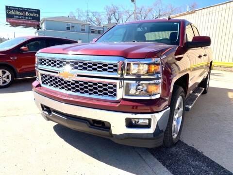 2014 Chevrolet Silverado 1500 for sale at Carsko Auto Sales in Bartonville IL