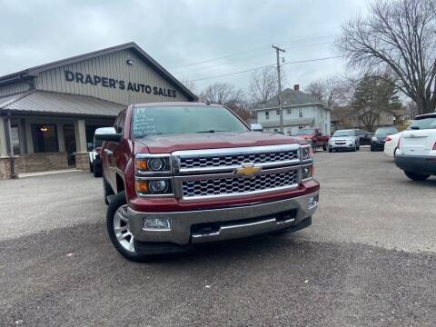 2014 Chevrolet Silverado 1500 for sale at Drapers Auto Sales in Peru IN