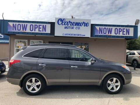 2010 Hyundai Veracruz for sale at Claremore Motor Company in Claremore OK