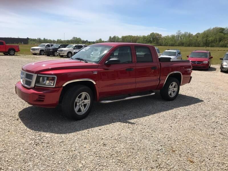 2010 Dodge Dakota for sale at Delta Motors LLC in Jonesboro AR