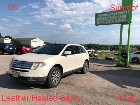 2008 Ford Edge for sale at Independent Auto in Belle Fourche SD
