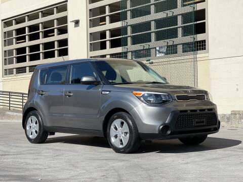 2015 Kia Soul for sale at LANCASTER AUTO GROUP in Portland OR