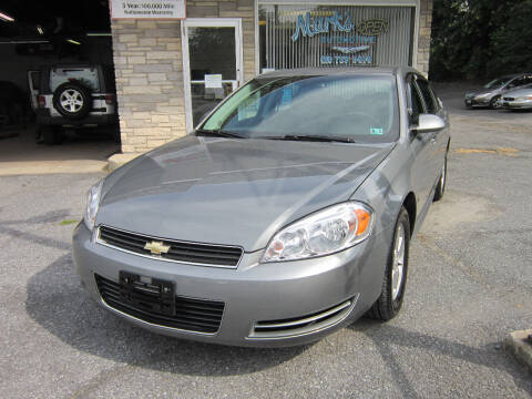 2009 Chevrolet Impala for sale at Marks Automotive Inc. in Nazareth PA