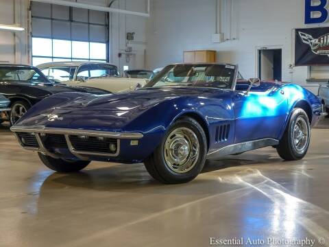 1968 Chevrolet Corvette for sale at Bill Kay Corvette's and Classic's in Downers Grove IL