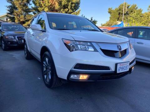 2011 Acura MDX for sale at Ronnie Motors LLC in San Jose CA