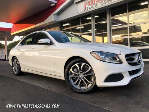2016 Mercedes-Benz C-Class for sale at Furrst Class Cars LLC  - Independence Blvd. in Charlotte NC