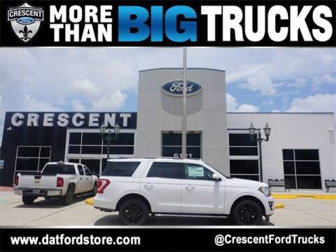 2021 Ford Expedition for sale at Crescent Ford in Harahan LA