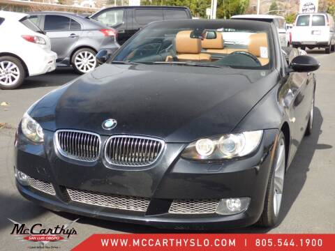 2008 BMW 3 Series for sale at McCarthy Wholesale in San Luis Obispo CA