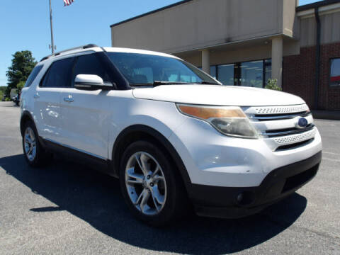 2012 Ford Explorer for sale at TAPP MOTORS INC in Owensboro KY