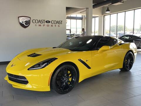 2014 Chevrolet Corvette for sale at Coast to Coast Imports in Fishers IN