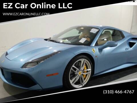 Ferrari For Sale In Inglewood Ca Ez Car Online Llc