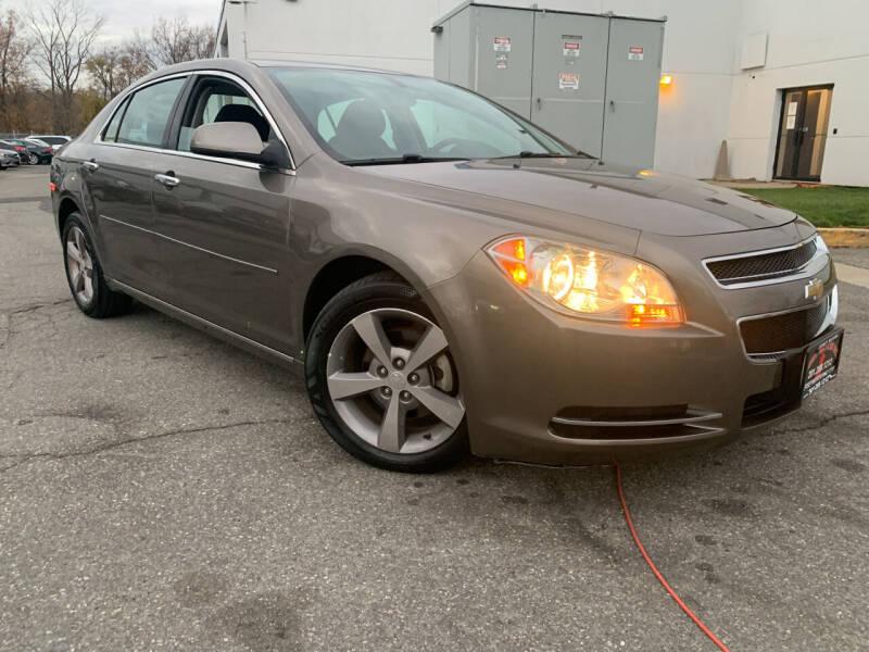 2012 Chevrolet Malibu for sale at JerseyMotorsInc.com in Teterboro NJ