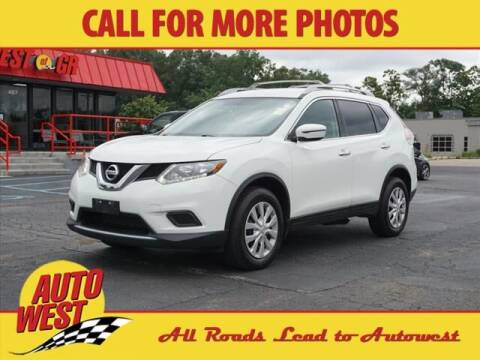 2016 Nissan Rogue for sale at Autowest of GR in Grand Rapids MI