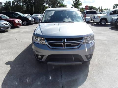 2016 Dodge Journey for sale at FAMILY AUTO BROKERS in Longwood FL