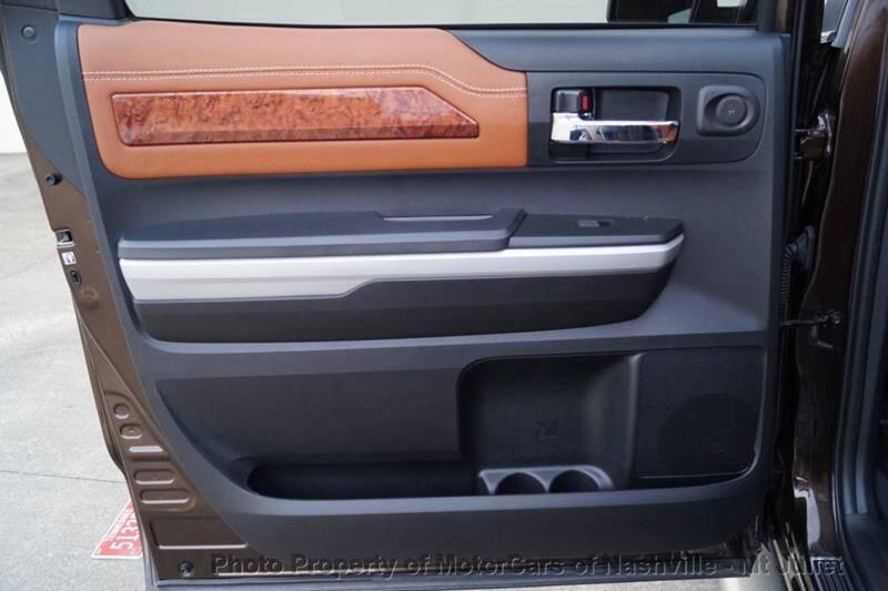2018 Toyota Tundra 2WD 1794 Edition CrewMax 5.5' Bed 5.7L - Nashville TN