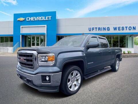 2014 GMC Sierra 1500 for sale at Uftring Weston Pre-Owned Center in Peoria IL