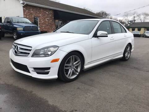 2013 Mercedes-Benz C-Class for sale at Auto Choice in Belton MO