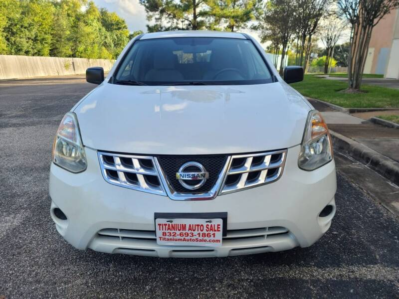 2013 Nissan Rogue S 4dr Crossover - Houston TX