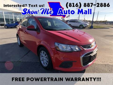 2017 Chevrolet Sonic for sale at Show Me Auto Mall in Harrisonville MO