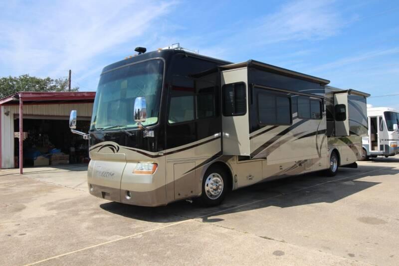 2007 Tiffin PHAETON 40 QSH for sale at Texas Best RV in Humble TX