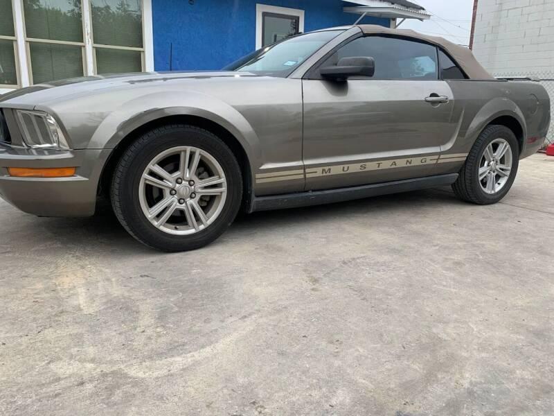 2005 Ford Mustang for sale at Progressive Auto Plex in San Antonio TX