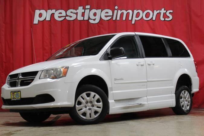 2014 Dodge Grand Caravan for sale at Prestige Imports in Saint Charles IL