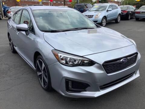 2017 Subaru Impreza for sale at Active Auto Sales in Hatboro PA