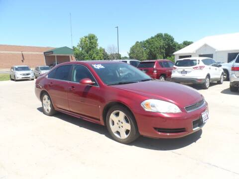 2008 Chevrolet Impala for sale at America Auto Inc in South Sioux City NE
