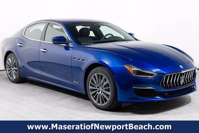 2020 Maserati Ghibli for sale in Newport Beach, CA
