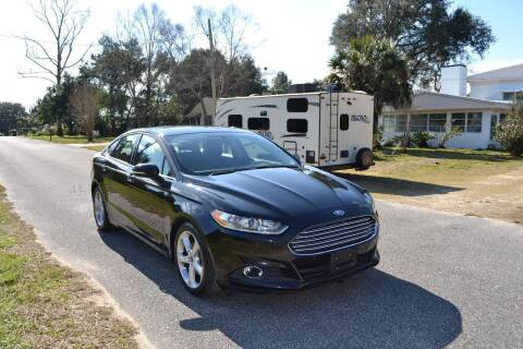 2015 Ford Fusion for sale at Car Bazaar in Pensacola FL