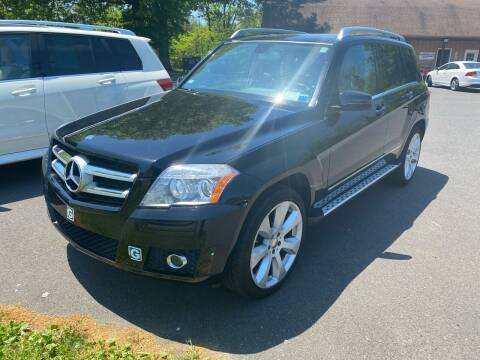 2010 Mercedes-Benz GLK for sale at Suburban Wrench in Pennington NJ