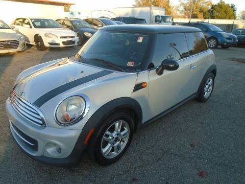 2011 MINI Cooper for sale at Premium Auto Brokers in Virginia Beach VA