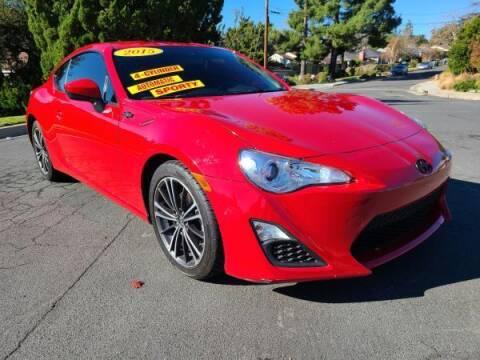 2015 Scion FR-S for sale at CAR CITY SALES in La Crescenta CA