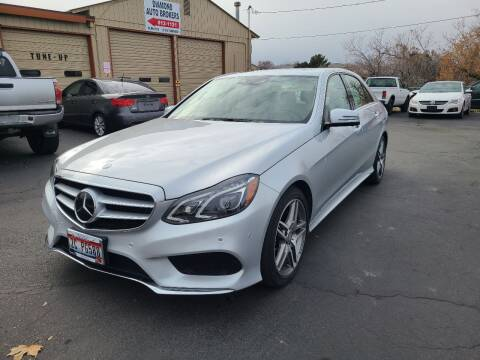 2016 Mercedes-Benz E-Class for sale at Silverline Auto Boise in Meridian ID