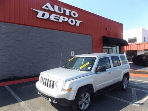 2012 Jeep Patriot for sale at Auto Depot - Madison in Madison TN