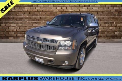 2011 Chevrolet Tahoe for sale at Karplus Warehouse in Pacoima CA