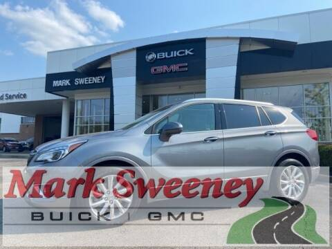 2019 Buick Envision for sale at Mark Sweeney Buick GMC in Cincinnati OH