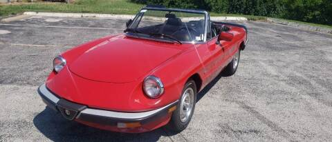 1986 Alfa Romeo Spider for sale at Its Alive Automotive in Saint Louis MO